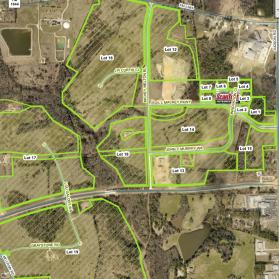 North Business Park Map Set